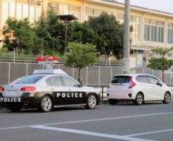 警察の取り締まり